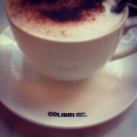 Photo taken at Colibri Café by Emma C. on 8/5/2012