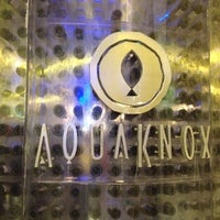 Photo prise au AquaKnox par Eduardo R. le6/3/2012