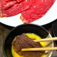 Photo taken at Tazu Shabu-Yaki by Sasiwan T. on 8/17/2011