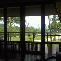 Photo taken at Kooncharaburi Resort And Spa Koh Chang by Luvvy K. on 4/17/2011