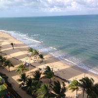 Photo taken at Hotel Blue Tree Towers Recife by Nasser M. on 9/4/2012