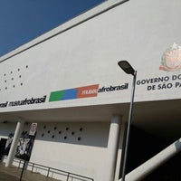 Photo taken at Museu Afrobrasil by Guilherme M. on 9/12/2012