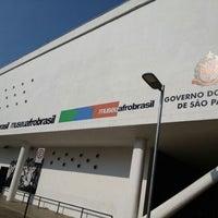 รูปภาพถ่ายที่ Museu Afrobrasil โดย Guilherme M. เมื่อ 9/12/2012