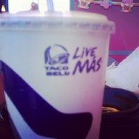 Photo taken at Taco Bell by Jessica Lee R. on 8/12/2012