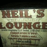 Photo taken at Neil's Lounge by Destiny R. on 4/3/2011