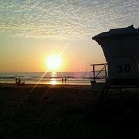 Foto scattata a La Jolla Shores Beach da Addison il 9/13/2011
