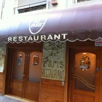 Photo taken at Café de Paris by Gonzalo V. on 11/30/2011