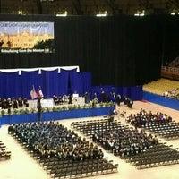 Photo taken at Freeman Coliseum by Ryan-Andrew V. on 5/5/2012