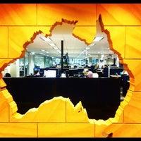 Photo taken at News Corp Australia by Simon C. on 8/24/2012