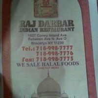 Photo taken at Raj Darbar by Stefanee R. on 10/4/2011