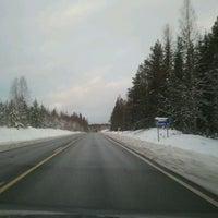 Photo taken at Sukeva by Ville S. on 12/25/2011