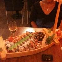 Photo taken at Yami Sushi House by Dino S. on 8/4/2011