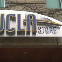 Photo taken at UCLA Store (Ackerman Union) by Hugo E. on 1/21/2012