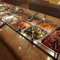 Photo taken at Fuji Buffet by Chris P. on 10/10/2011