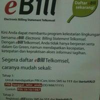 Photo taken at Telkomsel Regional Sumbagut by Mr B. on 4/11/2011