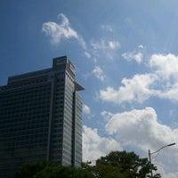 Photo taken at Samsung 정보통신동 by Chelsea P. on 9/5/2012