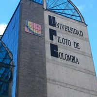 Photo taken at Universidad Piloto de Colombia by Julian M. on 9/10/2012