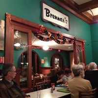 Photo taken at Brennan's Restaurant & Bar by Kelly J. on 10/29/2011
