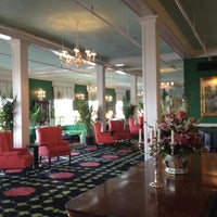 Photo taken at Grand Hotel Parlor by Denise M. on 7/13/2012
