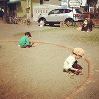 Photo taken at 南19条ライオン公園 by Hirofumi M. on 4/30/2012