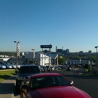 Photo taken at Heuberger Subaru by Ted S. on 8/22/2011