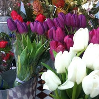 Photo taken at Le Beau Market by Adrienne O. on 4/18/2012