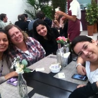 Photo taken at Odorico Restaurante by Renata P. on 6/1/2012