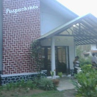 Photo taken at Pusdiklat Anggaran dan Perbendaharaan by ruddy b. on 10/16/2011