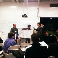 Photo taken at Annenberg Innovation Lab by Desdemona B. on 2/16/2012
