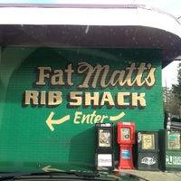 Foto scattata a Fat Matt's Rib Shack da Philip M. il 12/11/2011