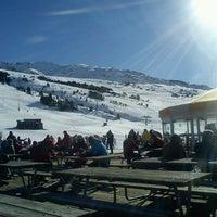 Photo taken at Estació d'esquí de Baqueira/Beret by Jorge V. on 1/18/2012