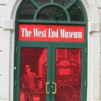 Photo taken at West End Museum by IWalked Audio Tours on 9/28/2011