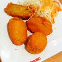 Photo taken at Chubo-Chubo Gourmet Japanese Resto by Andrie W. on 8/1/2012