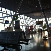Photo taken at Lille Airport (LIL) by Olivier B. on 3/23/2012