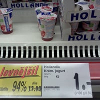 Photo taken at Kaufland by Vladimír B. on 7/5/2012