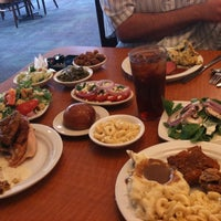 Photo taken at Luby's by Vic B. on 10/5/2011