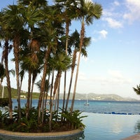 Photo taken at The Ritz-Carlton, St. Thomas by Meghan M. on 11/8/2011