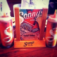 Photo taken at Sonny's BBQ by Josh B. on 12/7/2011