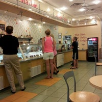 Photo taken at Marble Slab Creamery by brian h. on 5/19/2012