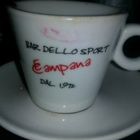 Photo taken at Bar Dello Sport Campana by Barbara P. on 8/13/2012