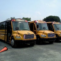 Photo taken at Rohrer Bus Service by Trevor L. on 6/9/2011
