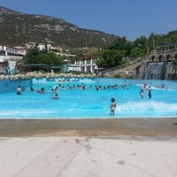 Photo taken at Dedeman Aquapark by Ferhat A. on 8/28/2012