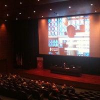 Photo taken at Obra Social Novacaixagalicia by JAF on 3/22/2011