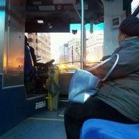 Photo taken at X2 Metrobus by Sasha ⭐️ B. on 1/20/2012