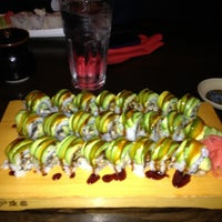 Photo taken at I Love Sushi by Austin L. on 2/17/2012