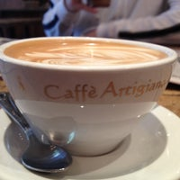 Photo taken at Caffè Artigiano by Lana J. on 6/8/2012