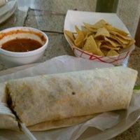 Photo taken at Taco Burrito King by JL J. on 1/7/2012