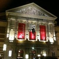 Das Foto wurde bei Het Concertgebouw von Moons77 V. am 11/19/2011 aufgenommen