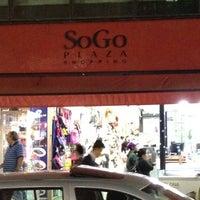 Foto tirada no(a) SoGo Plaza Shopping por Gustavo L. em 4/16/2012