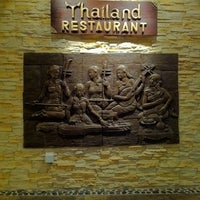 Photo taken at Thailand Restaurant by Khalid K. on 10/12/2011